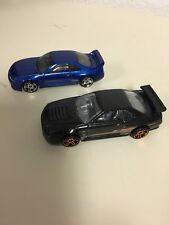 Hot Wheels Nissan Skyline Gtr-r34 Lot 2 Loose