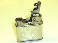 ROWENTA POCKET LIGHTER WITH ALPACCA SILVER CASE (HAMMERTON) - 1948-1957 -GERMANY