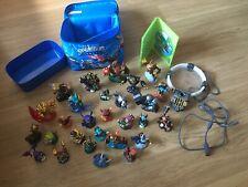 Skylanders Trap Team Bundle Figures, Traps, Portal, Disc, Carry Case Xbox 360!!