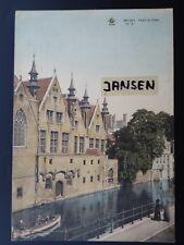 AK Brügge Bruges Großformat 20 x 14 cm Justizpalast Palais du franc