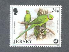 Birds-Echo Parakeet -mnh single Jersey