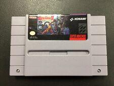 Super Castlevania IV SNES US NTSC Konami - Original, Tested & Working