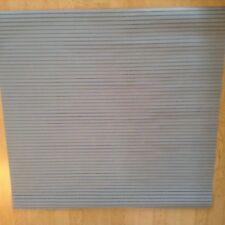 Tissu Store gris pour store enrouleur Type IKEA 85 X 90 filtre la lumière NEUF