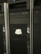 HP Z620 Intel Xeon Eight Octa Core E5-2660 48GB RAM Workstation PC Barebones