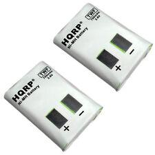 2x HQRP Battery for Motorola M53617 / 53617, KEBT-086-A, KEBT-086-B, KEBT-086-C