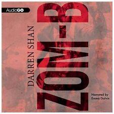 Zom-B by Darren Shan (2013, CD)