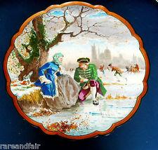 Minton Majolica English  lazy susan -  1870 - Rischgitz