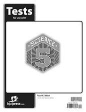 BJU Press- Science  5 Tests (4th ed.) 293027