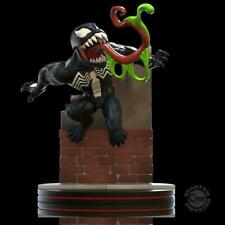Qmx Quantum Mechanix Marvel Spider-Man Venom Q-fig Diorama Figure MISB In Stock