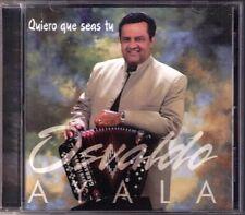 Osvaldo Ayala: Quiero que Seas TU El Amor Es our Tiempo Carla Mara Accordion