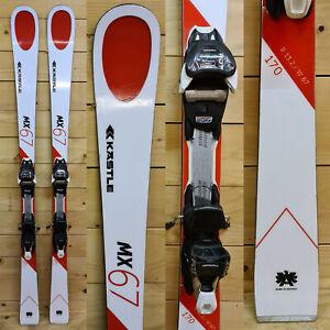 Ski occasion Kästle MX 67 2019 + Fixation Marker FDT 12 Black/White