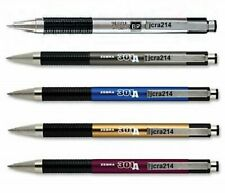 Zebra Retractable Ballpoint Pen, 0.7mm, Assorted Barrel Colors, Black Ink