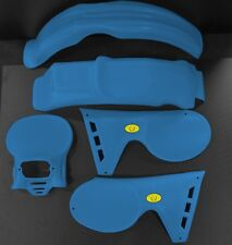 Kit complet SWM TF1 bleu / SWM TF1 blue plastics kit
