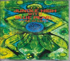 JUNGLE HIGH ft BLUE PEARL - Fire of love CDM 3TR Euro House Trance 1993 (Logic)