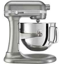 KitchenAid Rkp26m1xSR Professional 600 Stand Mixer 6 quart ALL METAL Sugar Pearl