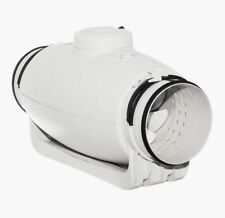 Schallgedämmter Rohrlüfter S&P - TD 500/150-160 SILENT 3 V - SEHR LEISE 27 dB(A)