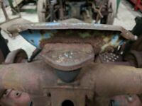METAL SEAT WITH BASE - FORDSON MAJOR
