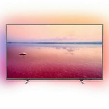 """Smart TV Philips 55PUS6754 55"""" 4K Ultra HD LED WiFi Silver"""