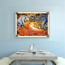 UK Ancient Beast DIY Full Drill 5D Diamond Painting Embroidery Cross Stitch MA