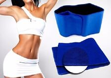 ANTI CELLULITE Taillenformer Bauchweggürtel Miedergürtel Sauna Belt Thermobelly