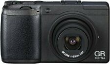 Ricoh gr digital ii black compact camera 10 million pixel japan ver new