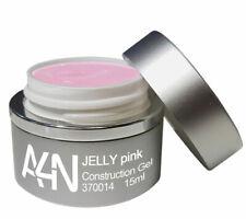 aktive4Nails JELLY GEL Pink 15ml / Gelee-Gel UV/LED ProfiGel Aufbau/Reparatur