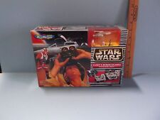Micro Machines Star Wars Luke's Binoculars / Yavin Rebel Base Galoob 1996