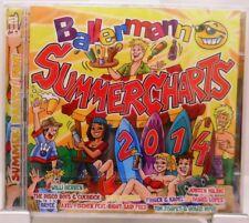 Ballermann Summercharts 2014 + 2 CD Set + 40 Sommer Party Fun Hits für die Fete