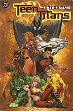Teen Titans A Kid's Game '04 TPB VF H3