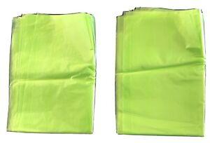 20 pcs Keep Stay Fresh Longer Green Bags Storage Vegetable Fruits
