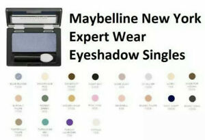 Maybelline Expert Wear Single Eyeshadow  *CHOOSE YOUR SHADE*