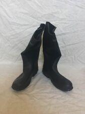 Tretorn Black Rain Boots, Women's Shoes, Size 11M