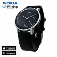 Withings / Nokia Activite Steel Activity Sleep Tracker Watch 36mm - HWA01 Black