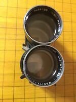 Mamiya C330 C220 Series 180mm f4.5 Mamiya-Sekor Super Lens