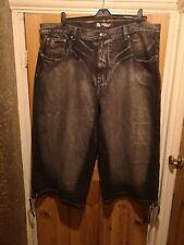 Men's Miskeen 3/4 Jeans Shorts 44/46w