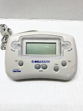Bell South Telephone Caller ID Call Waiting (CI-30 CL-30) White 99 Number Memory