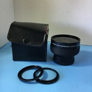 Vintage x0.6 WIDE CONVERSION Lens Made In Japan