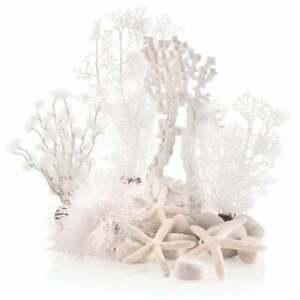 BiOrb Ornaments Decoration Set Winter Dream 15L Oase 78132 Stars Fans Pebbles