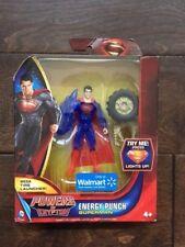 Energy Punch Superman Powers of Krypton Man of Steel Figure Mattel 2013