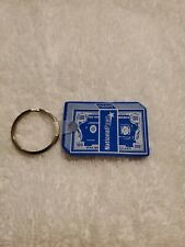 Vintage keychain collectible national pawn