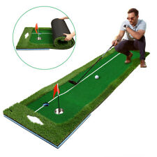 2.46*9.84ft Golf Putting Mat Golf Training Aids Trainer Indoor Outdoor For Home