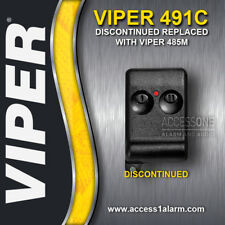 Viper 491C Replacement Remote Control Transmitter 485M EZSDEI491 EZSDEI485 V60