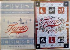 Fargo Seasons 1 and 2 Dvd