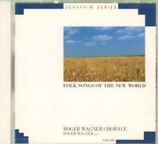 Wagner(CD Album)Folk Songs Of The New World-New