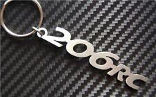 206 RC keyring keychain Schlüsselring porte-clés SPORT HDi CONVERTIBLE 2.0 1.6