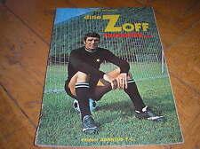 Dino Zoff Erzählt Supplément Vive Boy' Juventus #11 1974 A.Réfrigérer