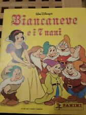 Album Figurine Biancaneve Panini Completo  e in buone condizioni