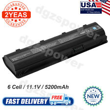Battery for HP Compaq Presario MU06 MU09 CQ42 CQ62 CQ56 Pavilion G7 G6 dv4-1000