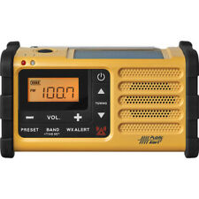 Sangean MMR-88 FM / AM / Weather / Handcrank / Solar / Emergency Alert Radio