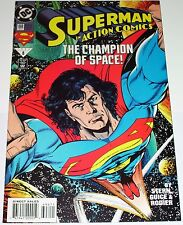 Action Comics #696 from Feb 1994 VF+ to NM- Superman.